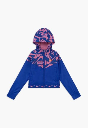 G NSW WR JACKET JDIY - Veste mi-saison - hyper blue/magic flamingo