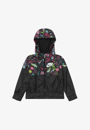 SCRIBBLE - Light jacket - black