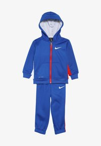 Nike Sportswear - ASYMMETRICAL SET - Chándal - blue - 5