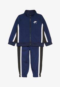 Nike Sportswear - AIR TRICOT BABY SET - Survêtement - blue void - 4