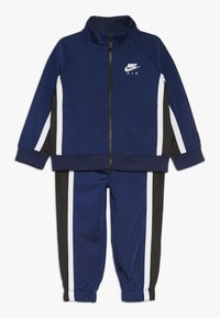 Nike Sportswear - AIR TRICOT BABY SET - Survêtement - blue void - 0