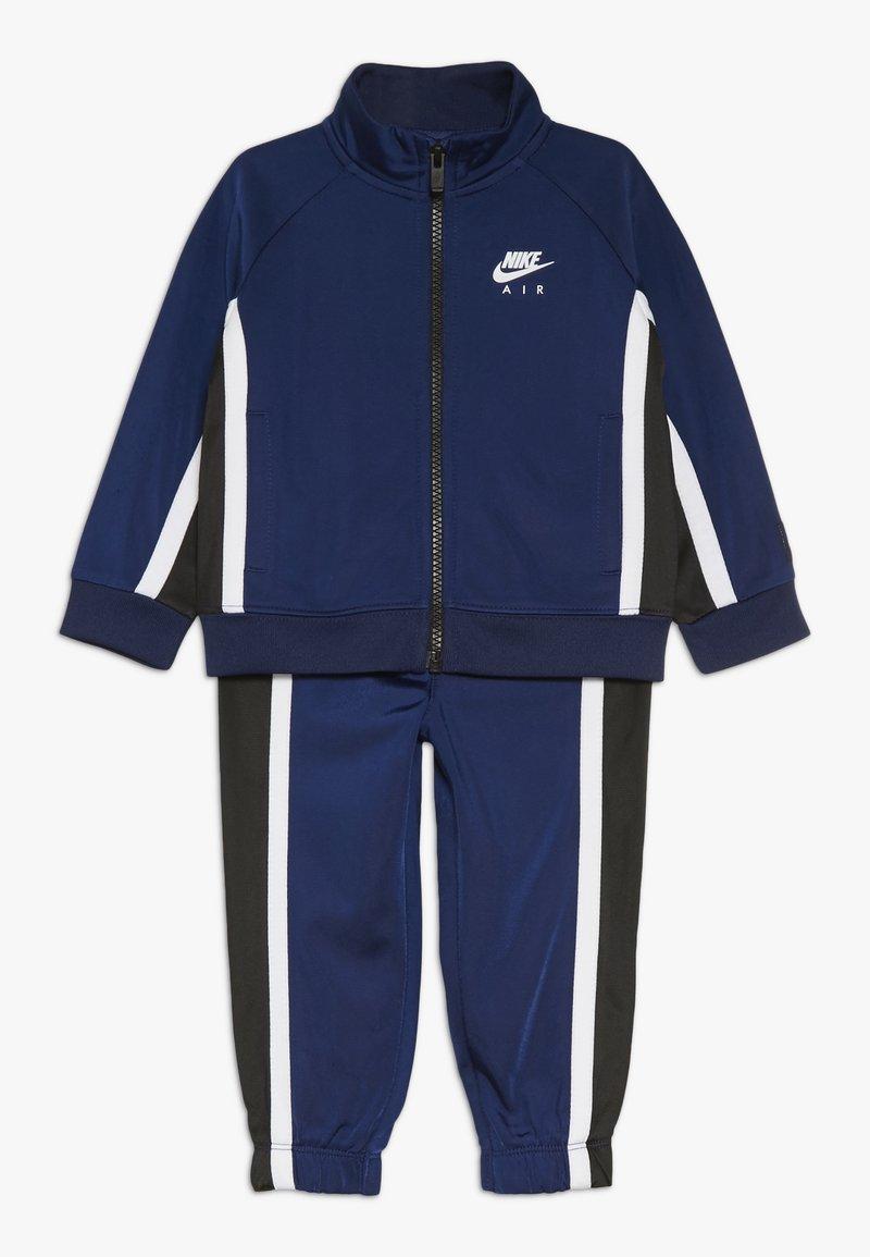 Nike Sportswear - AIR TRICOT BABY SET - Survêtement - blue void
