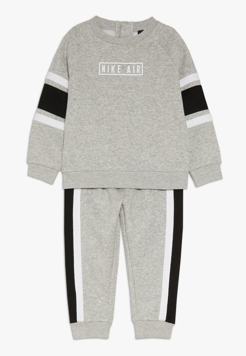 Nike Sportswear - AIR CREW BABY SET - Survêtement - grey heather