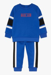 Nike Sportswear - AIR CREW BABY SET - Tepláková souprava - game royal - 0