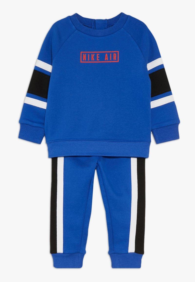 Nike Sportswear - AIR CREW BABY SET - Tepláková souprava - game royal