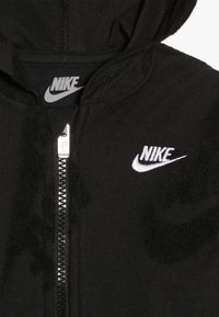 Nike Sportswear - FUTURA NOVELTY COVERALL BABY - Śpioszki - black heather - 3