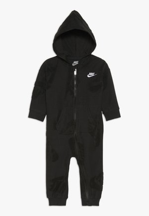 FUTURA NOVELTY COVERALL BABY - Babygrow - black heather