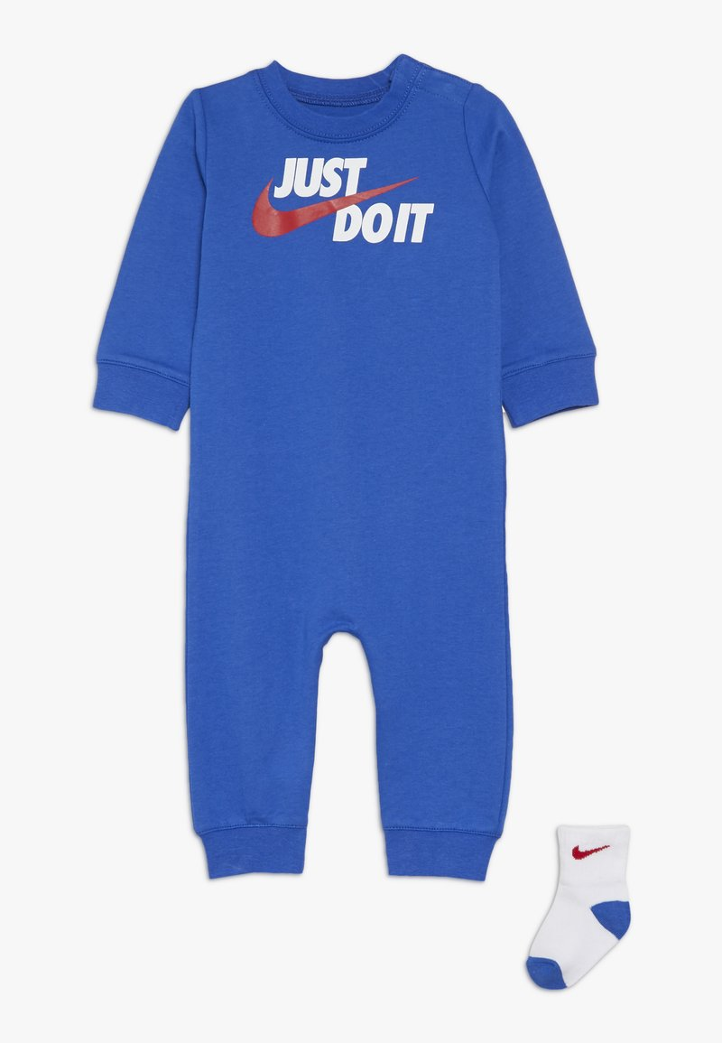 Nike Sportswear - ICON COVERALL BABY SET - Jumpsuit - game royal