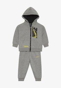 Nike Sportswear - LEBRON PANT SET - Sudadera con cremallera - grey heather - 3