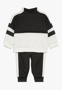 Nike Sportswear - AIR SET - Survêtement - black - 1