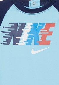 Nike Sportswear - BOYS SPORT ROMPER - Body - blue gaze - 3