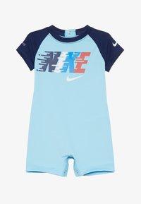 Nike Sportswear - BOYS SPORT ROMPER - Body - blue gaze - 2