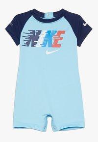 Nike Sportswear - BOYS SPORT ROMPER - Body - blue gaze - 0