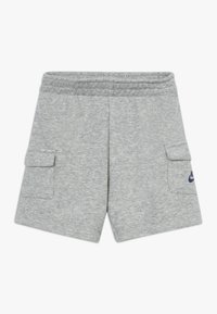 Nike Sportswear - CARGO BABY SET - Kraťasy - dark grey heather