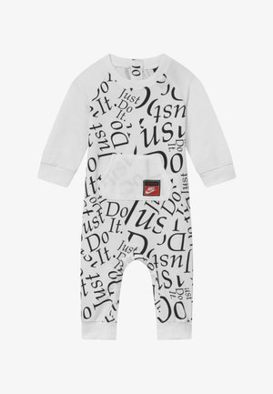 COVERALL BABY - Jumpsuit - white