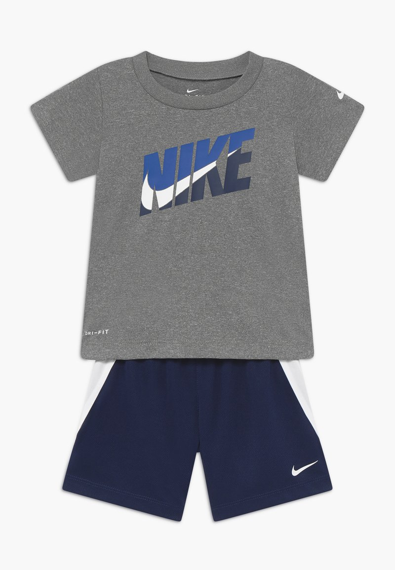 Nike Sportswear - BABY SET - Short - midnight navy