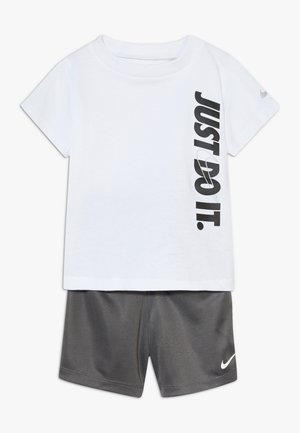 SET BABY - Short - iron grey