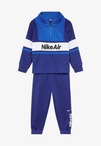 Nike Sportswear - AIR JOGGER SET BABY - Chándal - deep royal blue - 4
