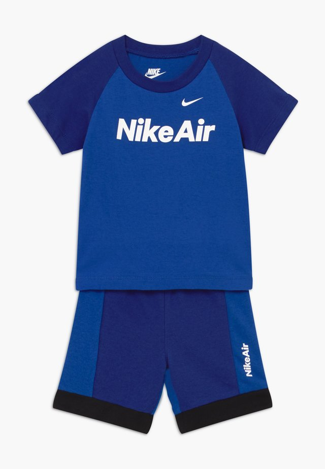 AIR FRENCH BABY SET  - Tygbyxor - deep royal blue