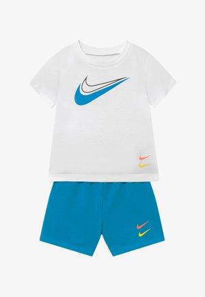 BABY SET  - Kalhoty - laser blue