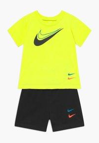 Nike Sportswear - BABY SET  - Pantalon classique - black - 0