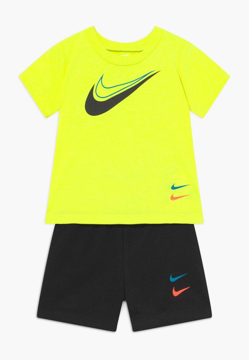 Nike Sportswear - BABY SET  - Pantalon classique - black