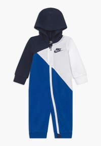 Nike Sportswear - AMPLIFY HOODED COVERALL BABY - Combinaison - midnight navy - 0