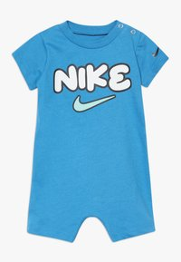 Nike Sportswear - STRIPE ROMPER BABY 2 PACK - Overal - white - 2