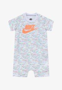 Nike Sportswear - POP ROMPER BABY - Combinaison - grey - 2