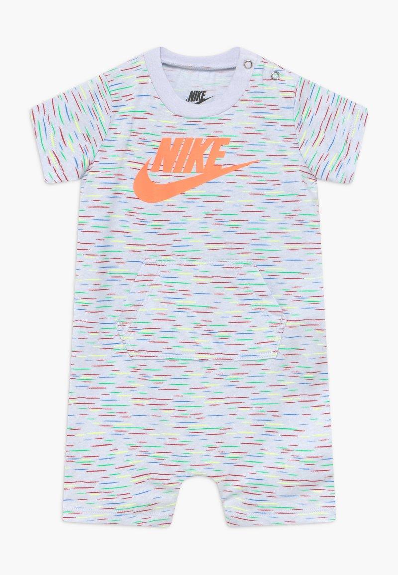 Nike Sportswear - POP ROMPER BABY - Combinaison - grey