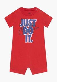 Nike Sportswear - ROMPER BABY - Overal - university red - 0
