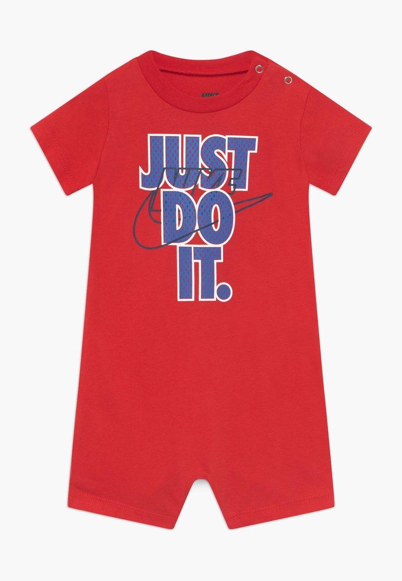 Nike Sportswear - ROMPER BABY - Overal - university red