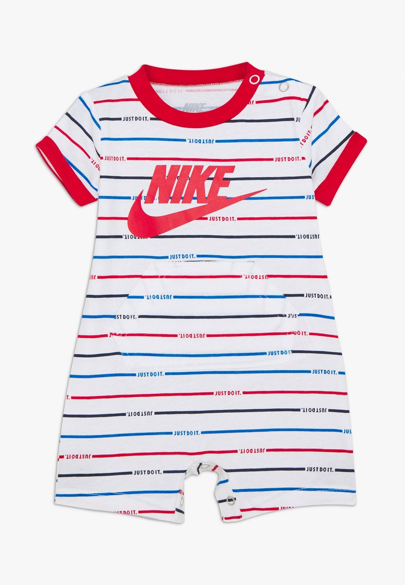 Nike Sportswear - ROMPER BABY - Combinaison - white