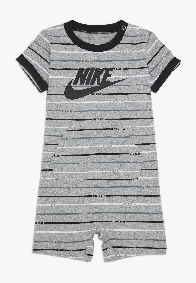 Nike Sportswear - ROMPER BABY - Jumpsuit - grey heather