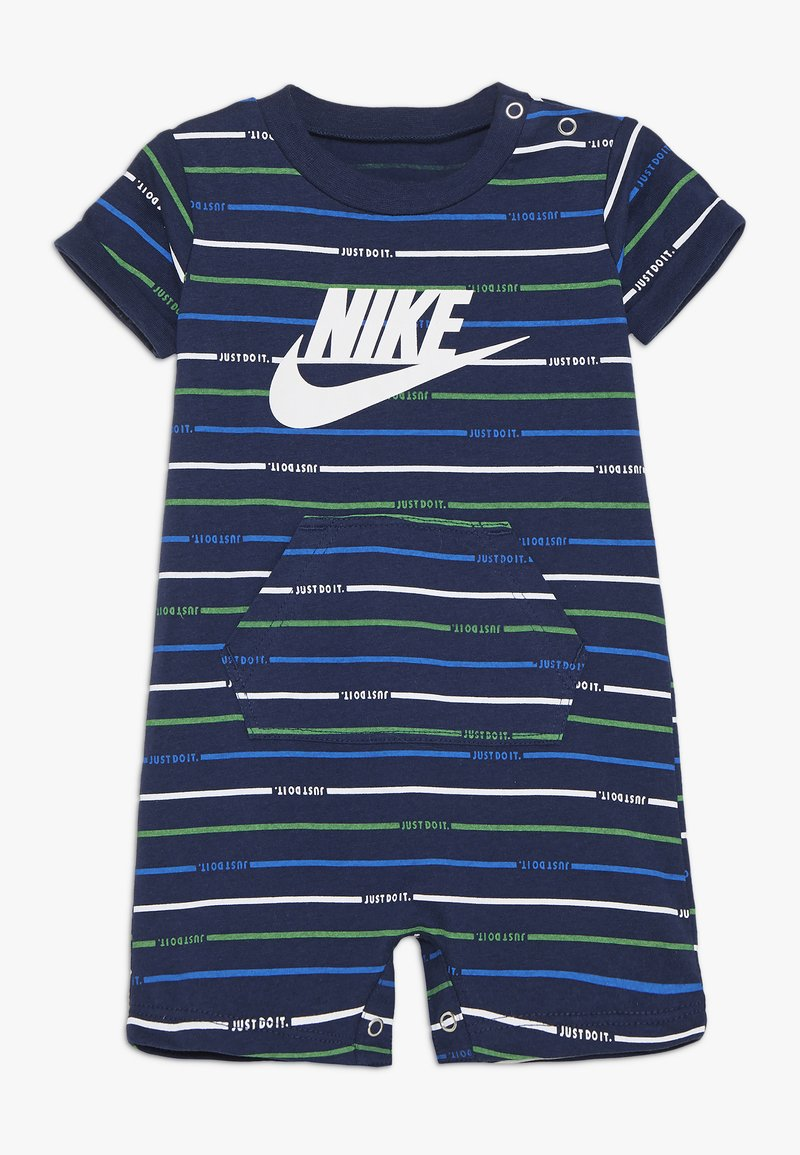 Nike Sportswear - ROMPER BABY - Overal - midnight navy