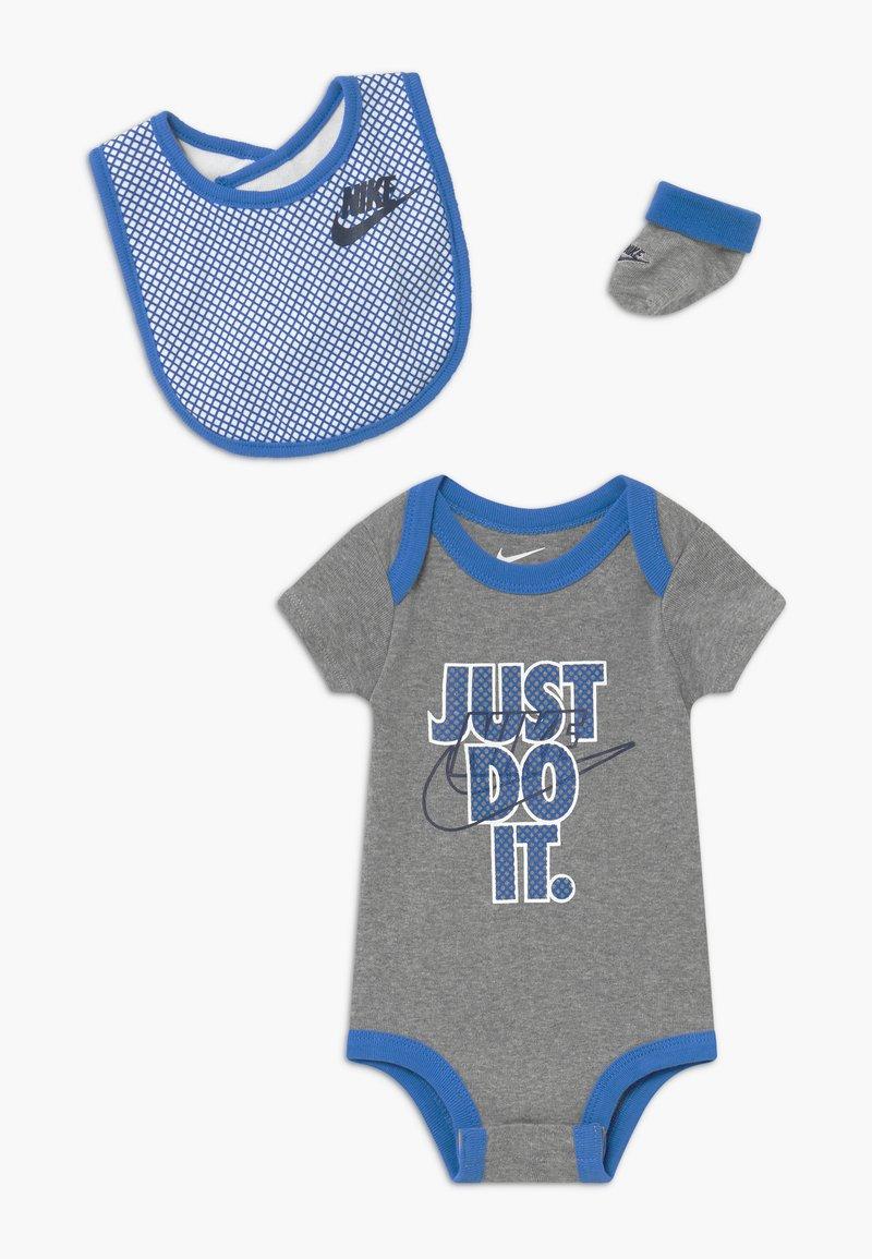 Nike Sportswear - FUTURA SET - Čepice - grey heather