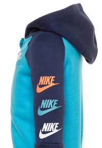 Nike Sportswear - FUTURA COVERALL - Overall / Jumpsuit /Buksedragter - current blue - 3