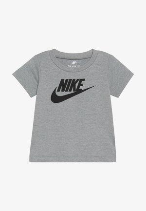 FUTURA TEE BABY - Print T-shirt - dark grey heather