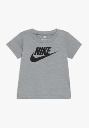 FUTURA TEE BABY - T-shirt con stampa - dark grey heather