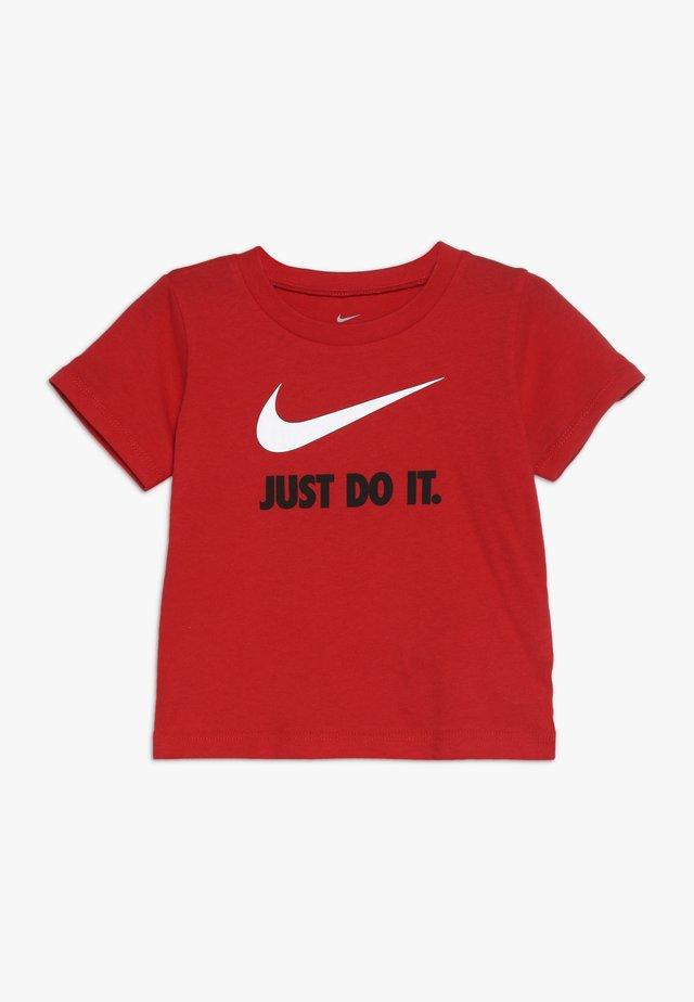 TEE BABY - Camiseta estampada - university red