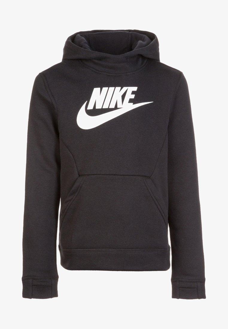 Nike Sportswear - CLUB - Hoodie - black