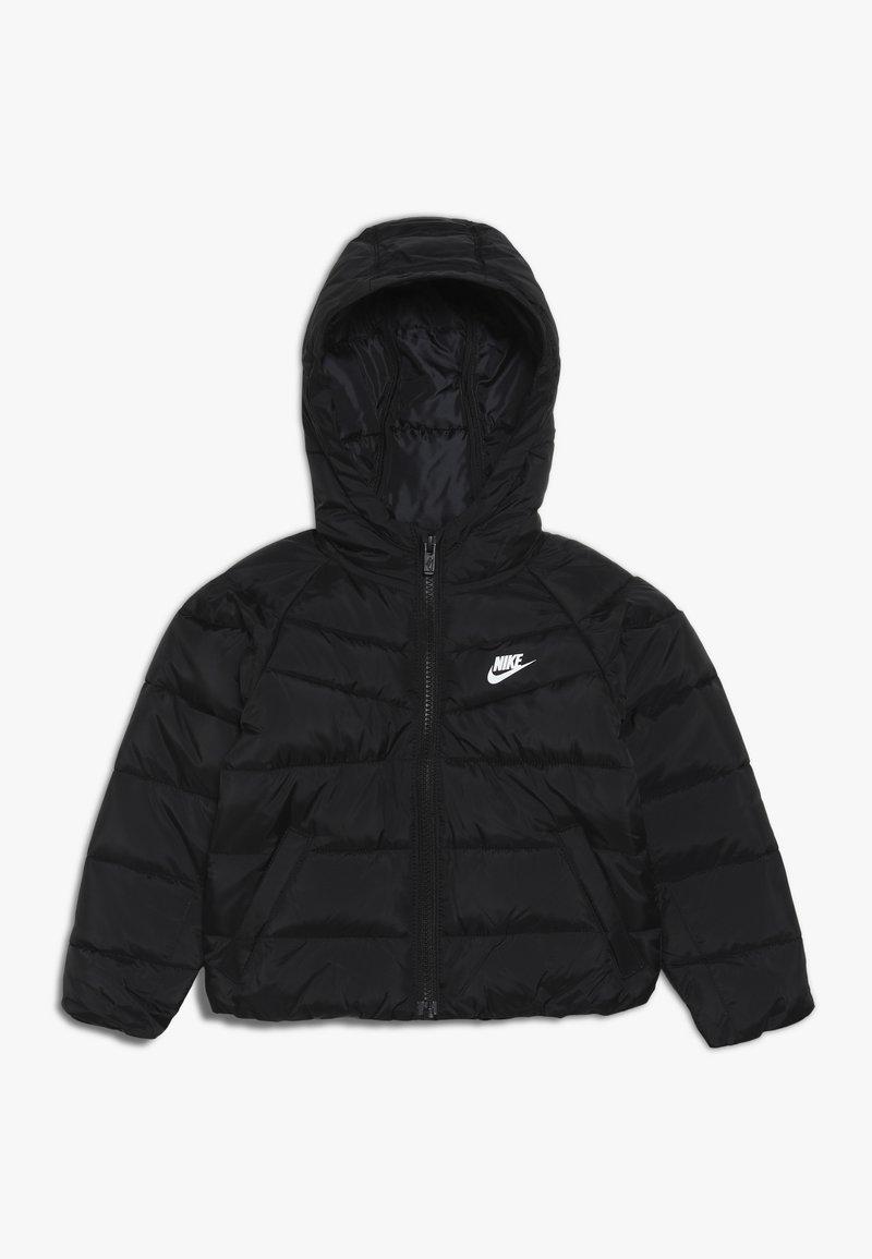 Nike Sportswear - FILLED JACKET BABY - Chaqueta de invierno - black
