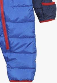 Nike Sportswear - CIRE SNOWSUIT BABY - Kombinezon zimowy - game royal - 2