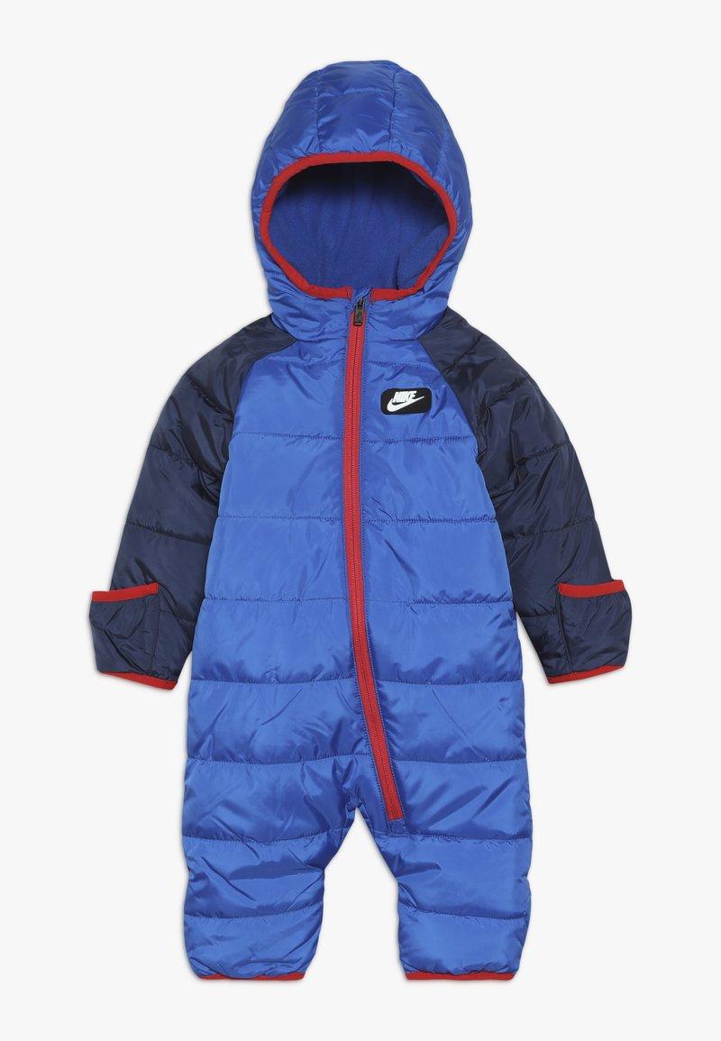 Nike Sportswear - CIRE SNOWSUIT BABY - Snowsuit - game royal
