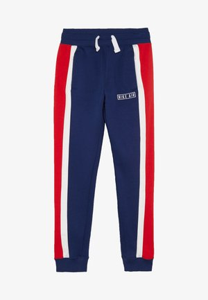 AIR PANT - Pantalones deportivos - blue void/white/university red