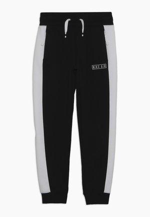 AIR PANT - Trainingsbroek - black/white/black