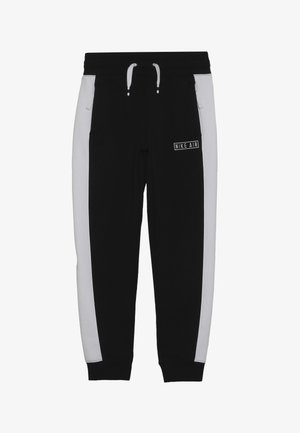 AIR PANT - Pantalon de survêtement - black/white/black