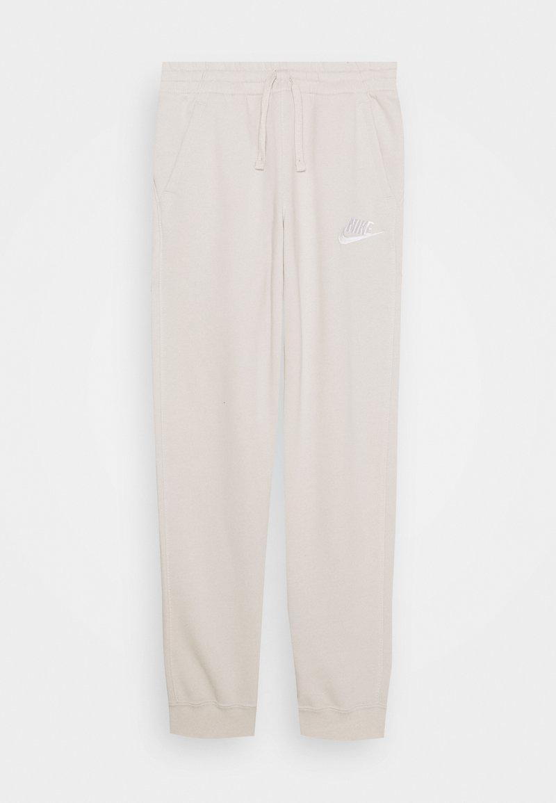 Nike Sportswear - CLUB PANT - Tracksuit bottoms - beige