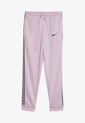 REPEAT PANT POLY - Træningsbukser - pink foam/white