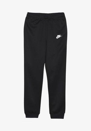 REPEAT PANT POLY - Teplákové kalhoty - black/white